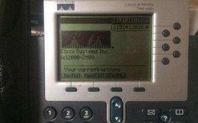 راه اندازی تلفن ثابت آسیاتل بر روی سیسکو